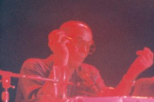 Hunter S. Thompson, pioneer of gonzo journalism, in May 1989. Credit: Rs79/Wikimedia Commons, CC BY-SA 3.0