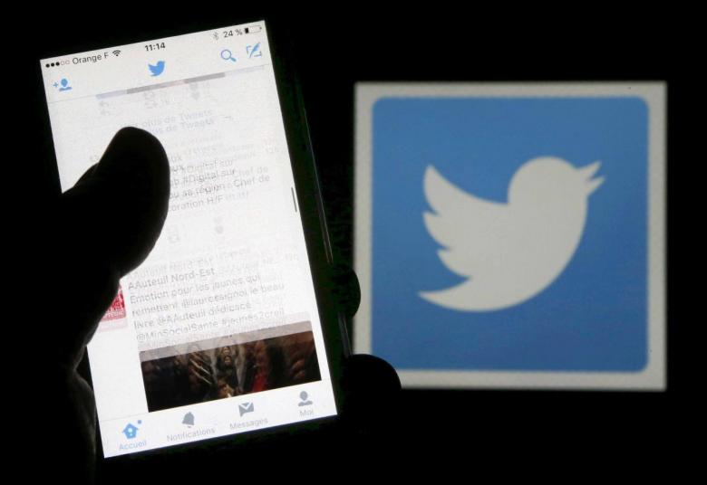 Twitter does still offer a specific format, appealing to many. Credit: Reuters