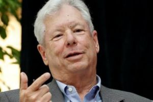 Richard Thaler. Credit: Reuters