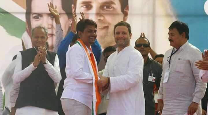 Alpesh Thakor Joins Congress