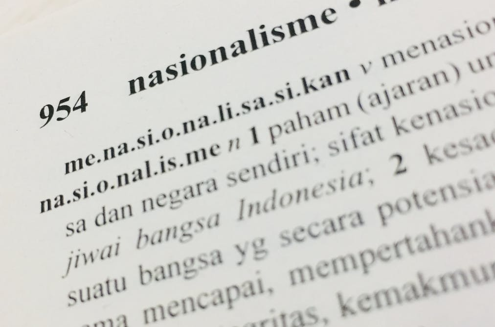 Who Speaks Indonesian The Envy Of Multilingual World The Wire - No 1 language in world