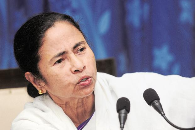 BJP trying to smuggle trouble-mongers from Jharkhand, alleges Mamata Banerjee