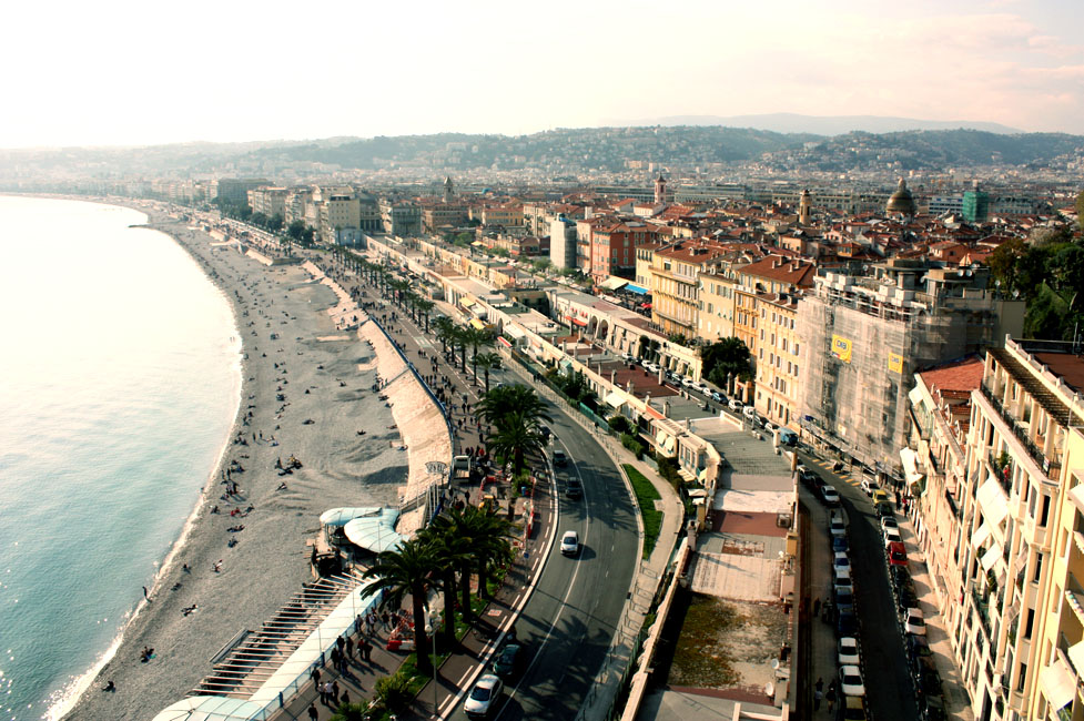 <em>Sundays in August</em> is set in Nice. Credit: CHEN.Zhenyu/Flickr CC BY-NC-ND 2.0