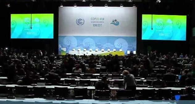 UN talks starting in Bonn, Germany on Monday