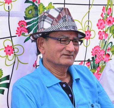 Bhikhabhai Jethwa. Courtesy: Damayantee Dhar
