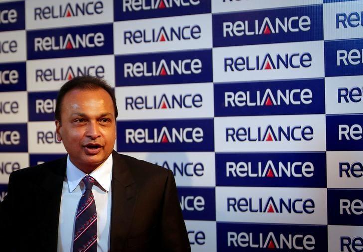 Anil Ambani, chairman of the Reliance Anil Dhirubhai Ambani Group. Credit: Reuters/Danish Siddiqui/File Photo