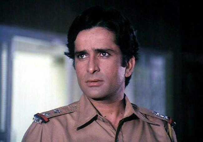 Actor Shashi Kapoor. Credit: YouTube