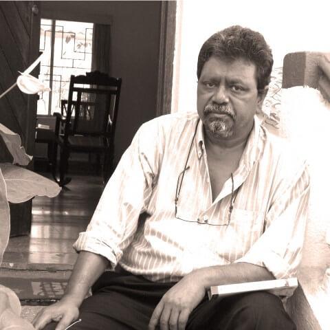 Manohar Shetty. Courtesy: Speaking Tiger