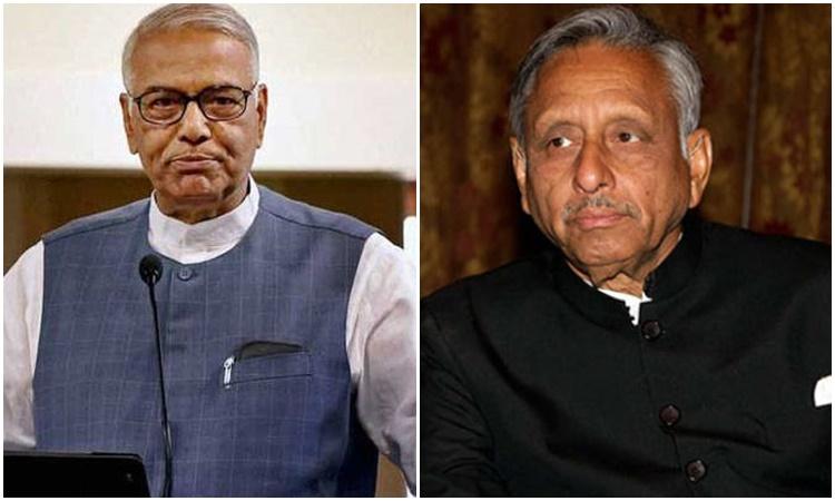 BJP Leader Yashwant Sinha Defends Mani Shankar Aiyar, Calls Pakistan Conspiracy Allegation 'Absurd'