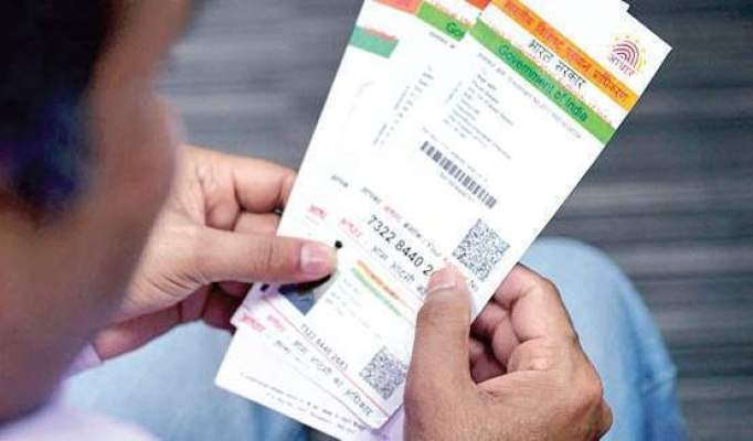 The Supreme Court has extended the deadline for linking Aadhaar with various services till March 31, 2018. Credit: PTI