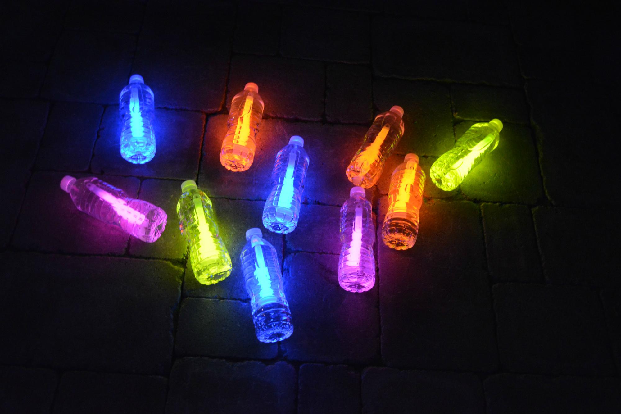 Glow Bowling - Strike