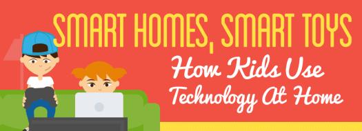 Smart Homes Smart Toys How Kids Use Technology