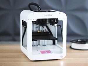 3d printers under $500 - Toybox 3D printer