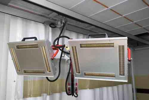 small resolution of choosing the best garage heater