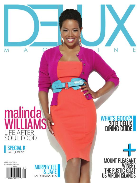 Interviews by Winnie w/Special K of The Rickey Smiley Show & Malinda Williams of the Hit TV Series Soul Food!