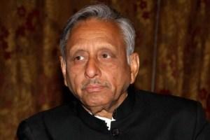 पूर्व केंद्रीय मंत्री और कांग्रेस नेता मणिशंकर अय्यर. (फोटो: पीटीआई)