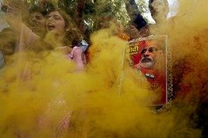 BJP Modi Reuters