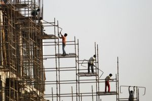 Delhi Construction Reuters