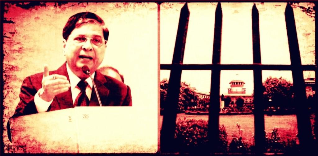 क्या गोदी मीडिया यह मान रहा है कि जस्टिस मिश्रा राम मंदिर के पक्ष में फ़ैसला देंगे?