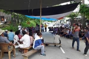 Mizoram Blocked for Docters Files