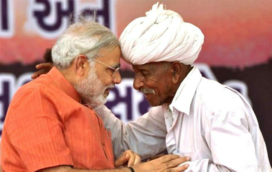 Modi Farmers PTI