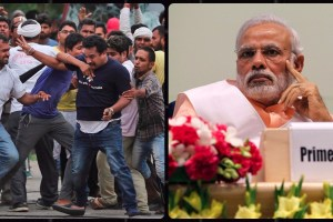 Modi Violence PTI Reuters