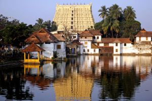 Padmanabhaswamy Temple Kerala Reuters