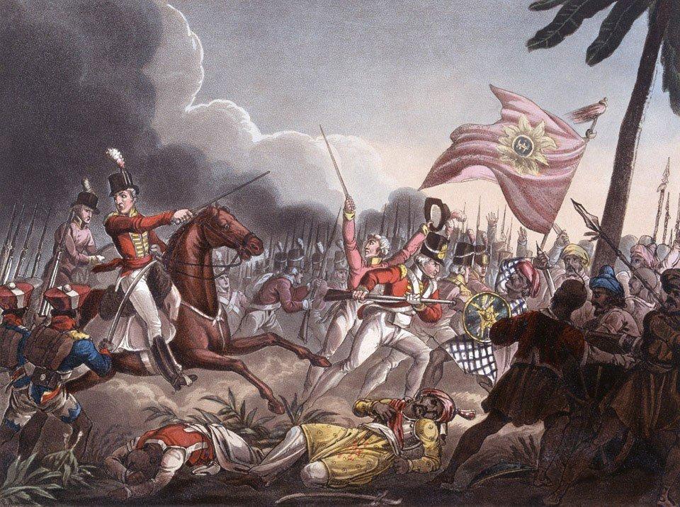 anglo-maratha War Wikipedia