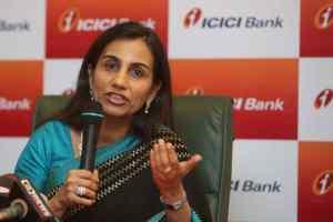 Chanda Kochhar ICICI Reuters