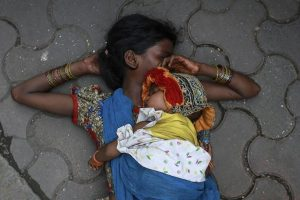 Homeless India Reuters 1
