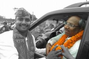 डॉ. संजय निषाद. (फोटो साभार: फेसबुक/निषाद पार्टी)