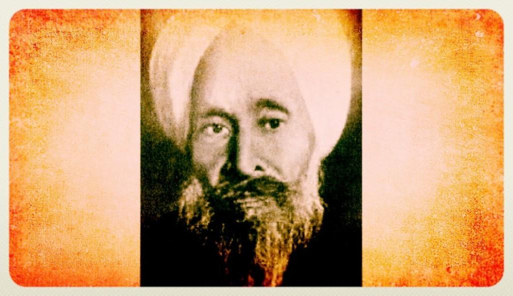 अयोध्या सिंह उपाध्याय 'हरिऔध' (जन्म 15 अप्रैल 1865 - 16 मार्च 1947, फोटो: विकिपीडिया)