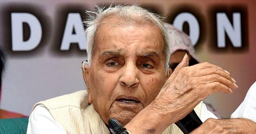 दिल्ली हाईकोर्ट के पूर्व मुख्य न्यायाधीश राजिंदर सच्चर. (फोटो: विकिमीडिया कॉमंस)