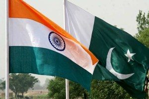 India Pakistan Flag Reuters