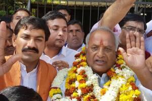 राजस्थान के नए भाजपा अध्यक्ष मदनलाल सैनी. (फोटो साभार: फेसबुक)