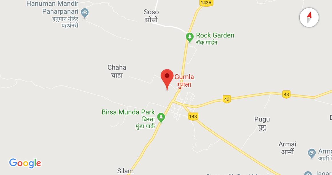 Gumla Jharkhand