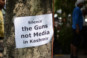 Kashmir-press-gag-protest The Wire