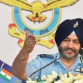 **FILE** New Delhi: File photo of Air Chief Marshal BS Dhanoa who said Wednesday, Sep 12, 2018, government is procuring Rafale fighter jets and S-400 missile systems to enhance IAF's capability. (PTI Photo)(PTI9_12_2018_000044B)