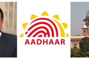 DY Chandrachud aadhar Allahabad High Court Wiki PTI