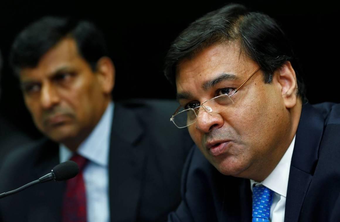 Urjit Patel Raghuram Rajan Reuters