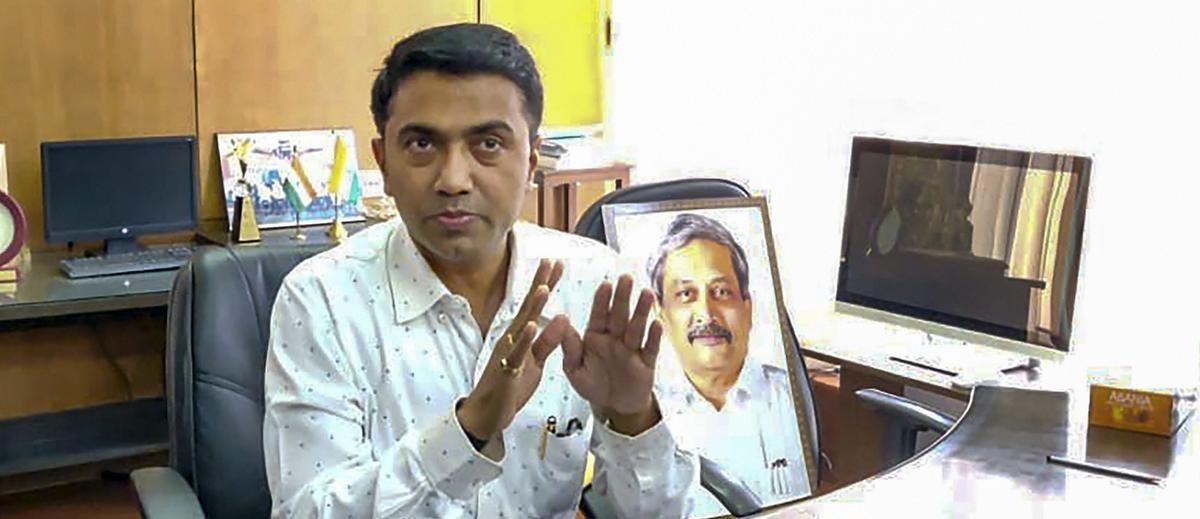 गोवा: मुख्यमंत्री प्रमोद सावंत ने विधानसभा में बहुमत साबित किया
