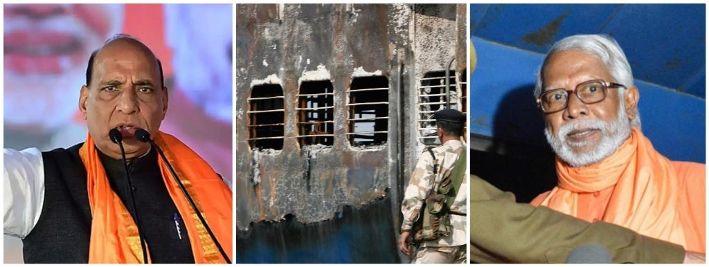 Samjhautha Blast Rajnath Aseemanand PTI Reuters