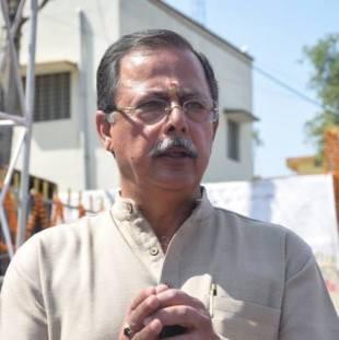 सीधी से कांग्रेस उम्मीदवार अजय सिंह. (फोटो साभार: फेसबुक)