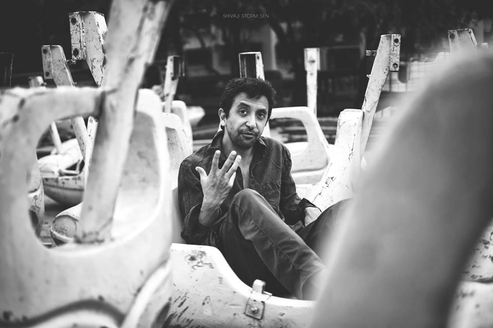 नो फादर्स इन कश्मीर फिल्म के निर्देशक अश्विन कुमार. (फोटो साभार: फेसबुक)