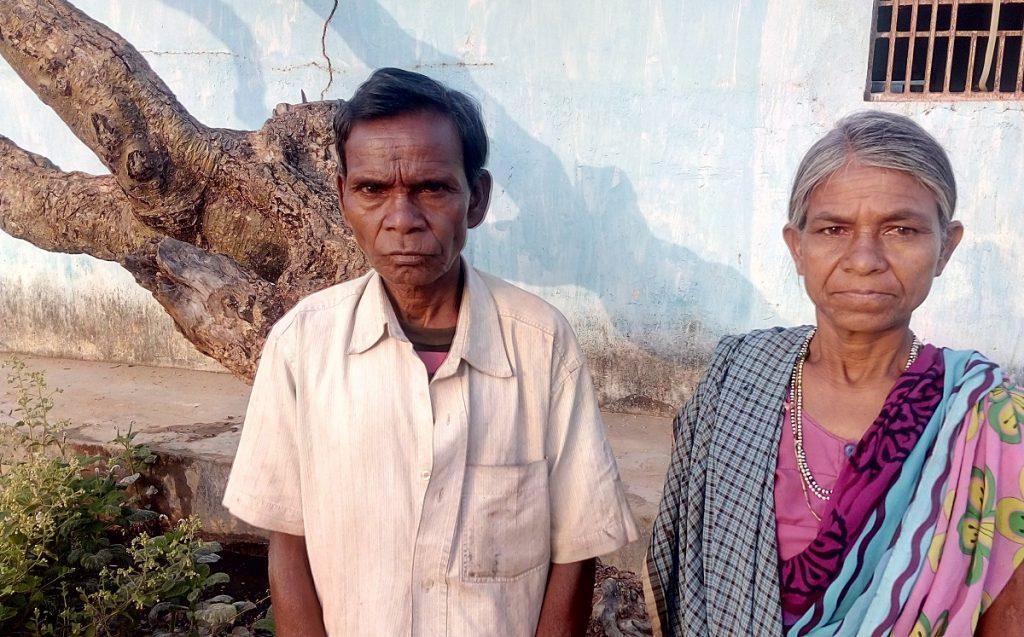 Palo s-parents-Photo Bela Bhatia
