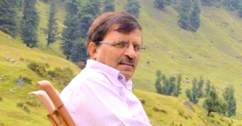 Ghulam Jeelani-Qadri Greater Kashmir