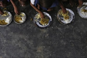 Mid Day Meal Reuters