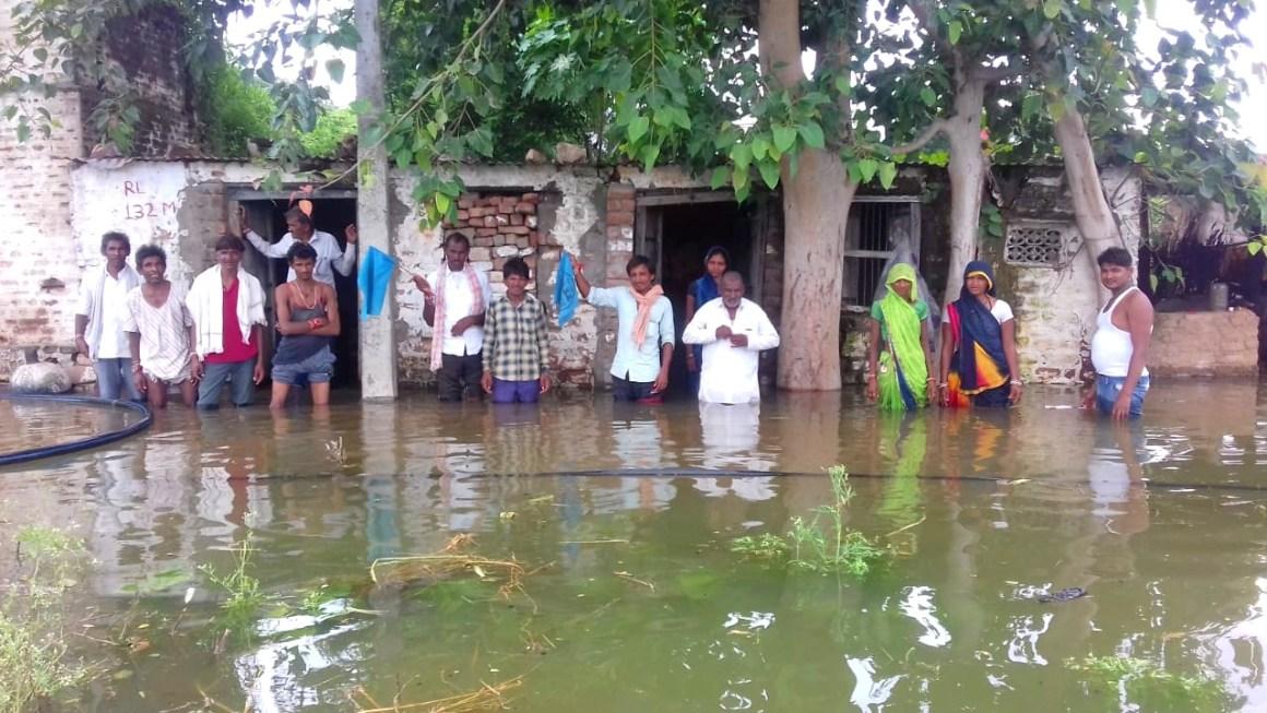 Barwani Narmada Flood NAPM Photo