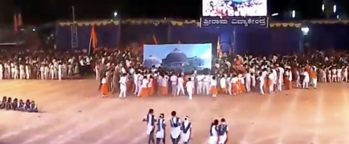 Karnataka-Babri-Re Enactment Twitter