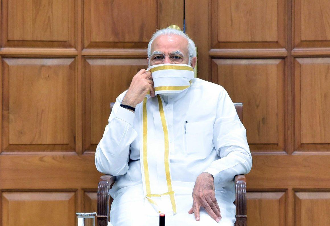 प्रधानमंत्री नरेंद्र मोदी. फोटो साभार: पीआईबी)